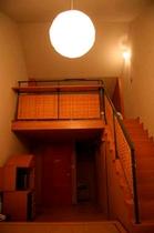 メゾネットタイプ和洋室(1階より)