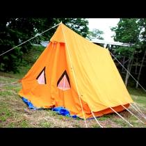 オートキャンプ【自然体験の森】