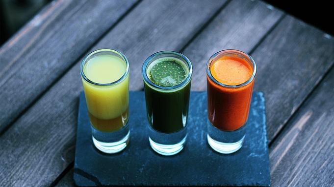 ■朝食付■≪健康志向スムージー付!≫茨城県産の食材・選べる和洋食