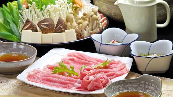 【豚水炊き】あっさりヘルシー★たっぷり野菜と一緒に召し上がれ♪