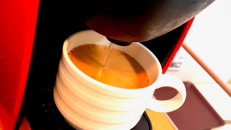 *おいしいコーヒーで一息♪