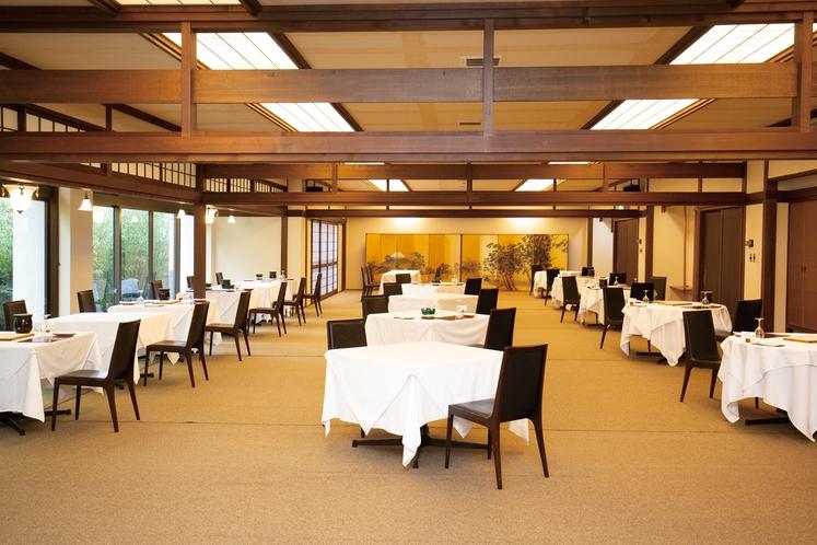 レストラン 竹の春