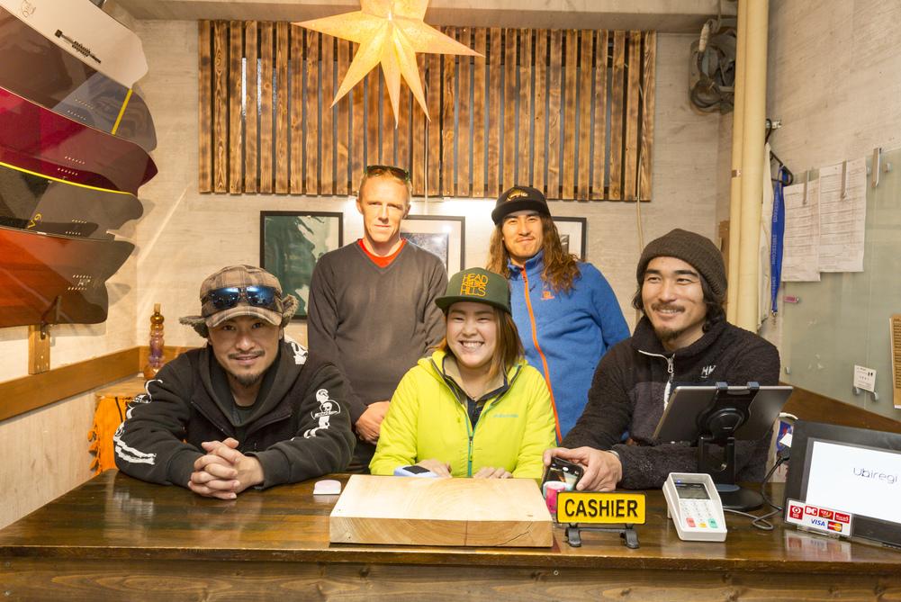 Ski  Snowboard rental Shirakaba