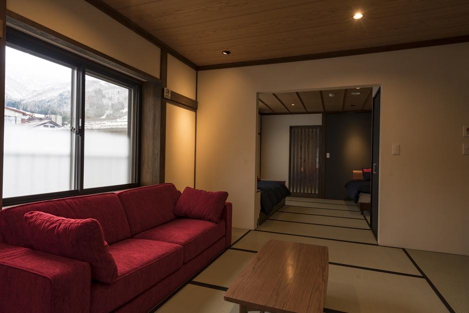 Nozawa onsen (401) Living room