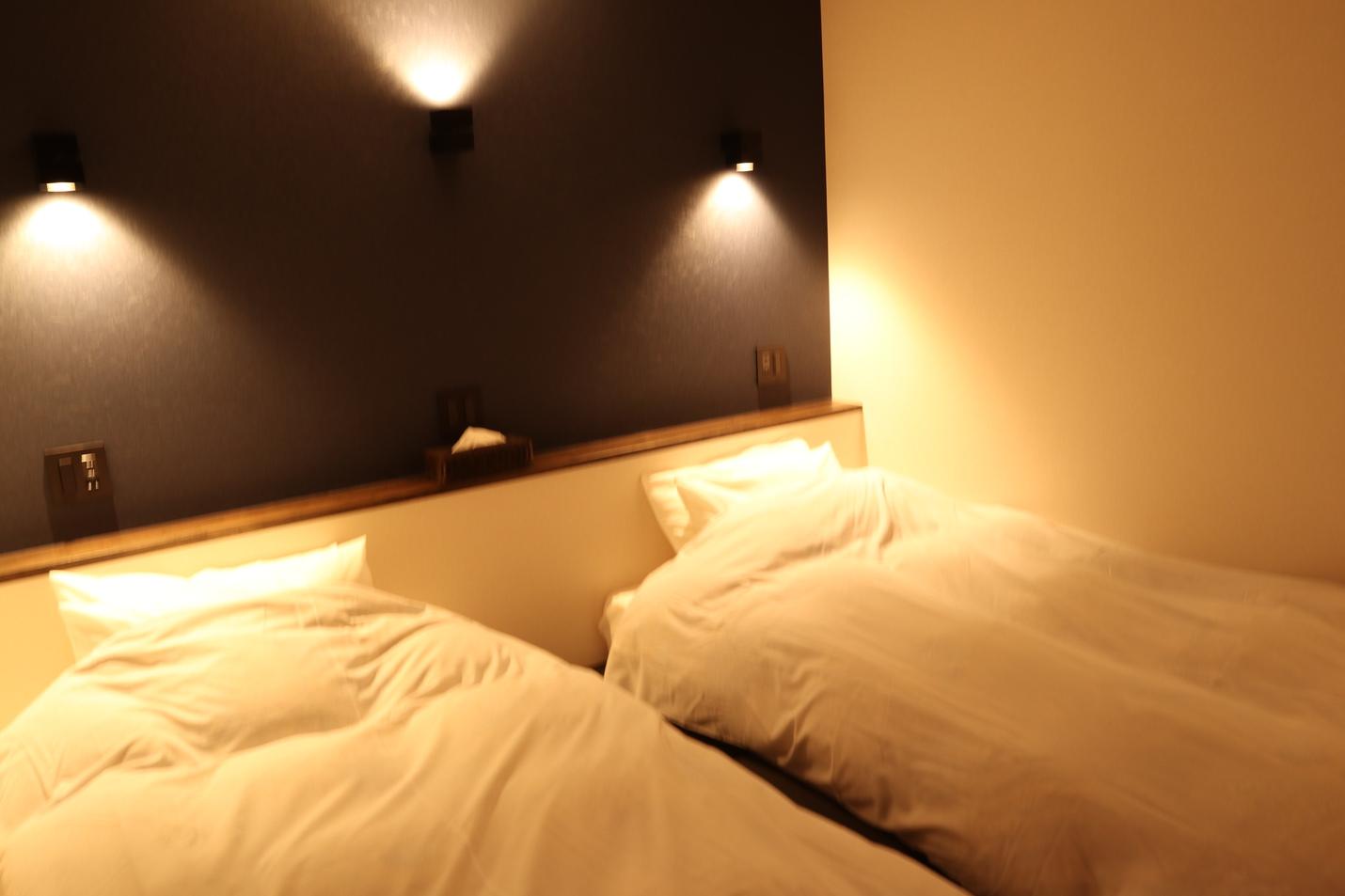 Wengen (302) Lofoten (303) Bedroom