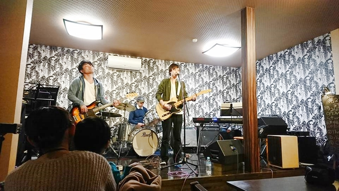 ★☆ホール2時間利用OK☆★Join us!!!ライブ、ダンス、etc…楽しみ方は無限大