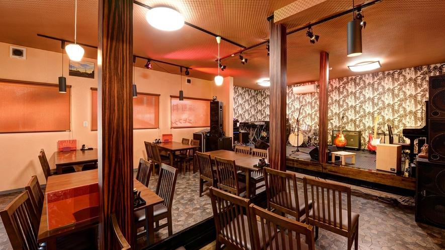 """*カフェレストラン「彩""""aya""""」では様々なジャンルのライブを開催しております"""