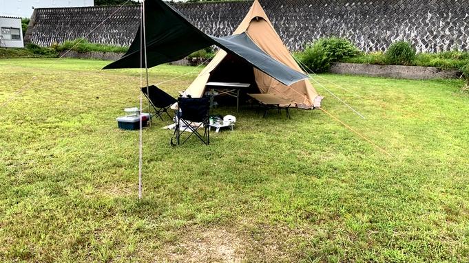 大自然でキャンプを手軽に始めてみたい方必見!オートキャンプ(シャワーor風呂付)&BBQ☆ペット可