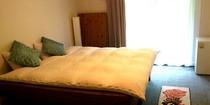 キングサイズベッドルーム