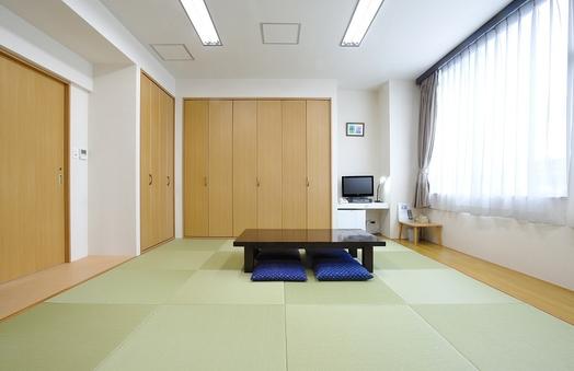 《素泊まり》 【禁煙】 多目的大広間 和室