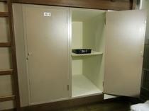 7人室ロッカー 下段Aタイプ
