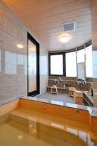 ひのき大浴場