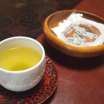 *【白川茶】美濃白川の名産・白川茶。美味しいお茶でほっと一息♪