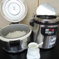 *【朝食一例】ご飯・お味噌汁はお代わり自由です!