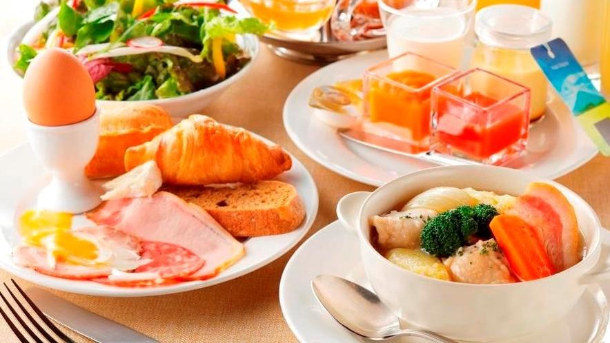 レストラン「Tura」のお食事例 ご朝食