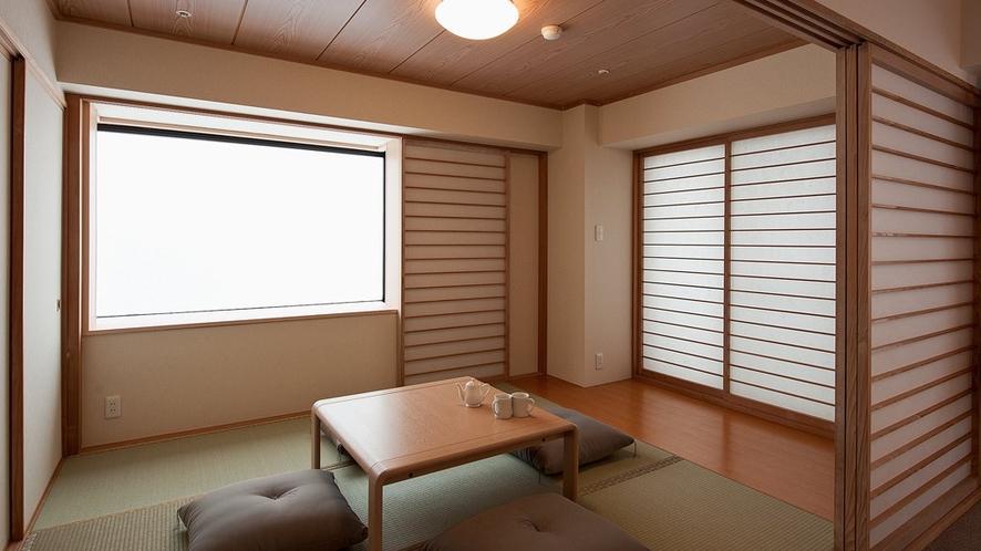 デラックススイート・Tatami 和室
