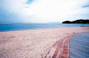 鹿島ビーチ