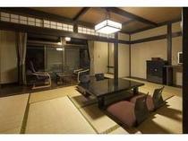 特別室【松月】囲炉裏付客室5