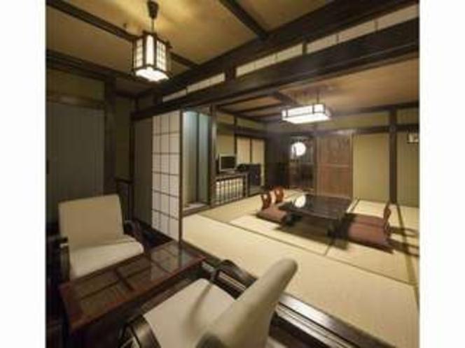 特別室【天の川】囲炉裏付客室4