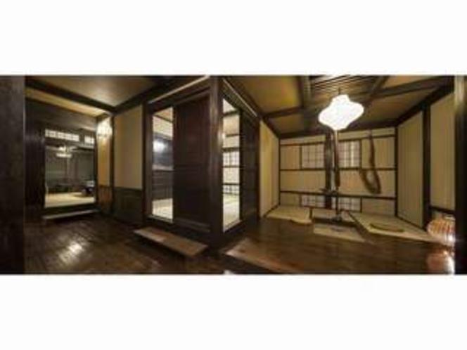 特別室【松月】囲炉裏付客室4