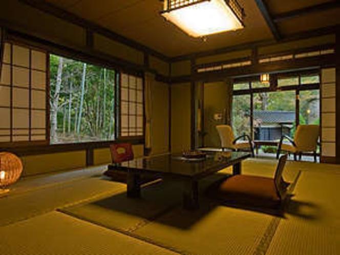 特別室【天の川】囲炉裏付客室