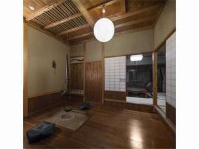 【陽春】囲炉裏付客室2