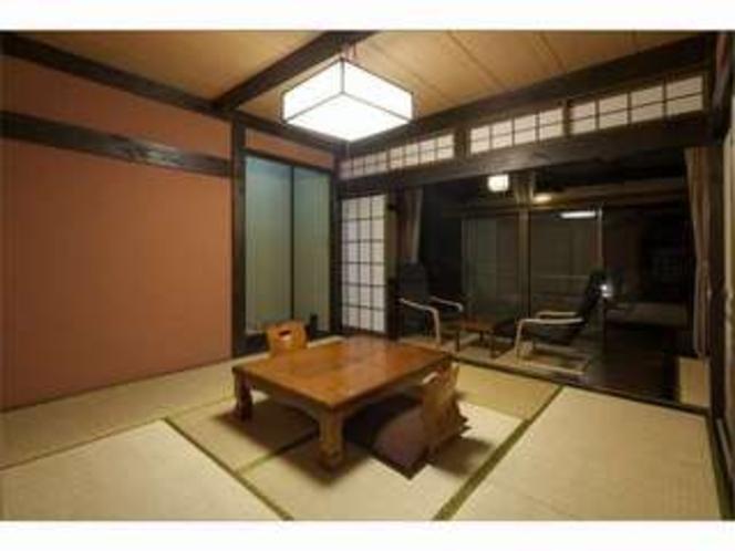 特別室【千里香】寛ぎの和室3