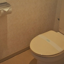 全室バス・トイレ付です。