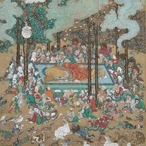 妙成寺には君が代にうたわれている、さざれ石、霊験あらたかなお釈迦様などパワースポットがあります。