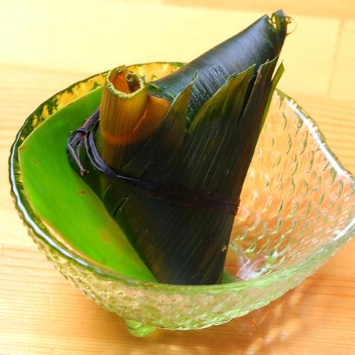 【夕食一例】種子島名物 つのまき