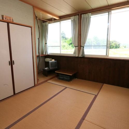 【和室6畳】大自然の景色をご覧いただけます