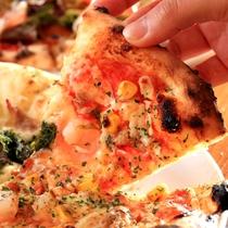 【ランチピザ】本格手作りピザ「エビツナマヨ」
