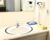 ツインルーム 洗面台