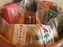 近隣銘菓焼きドーナツ