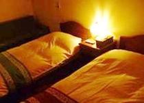部屋ベッドライト