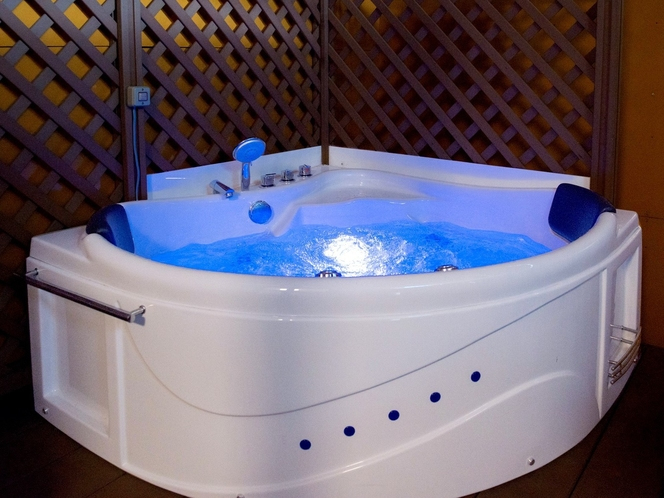特室:ダブルのお風呂