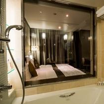◆クラブハリウッドツイン-バスルーム