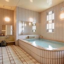 ◆男性専用中浴場&冷水風呂