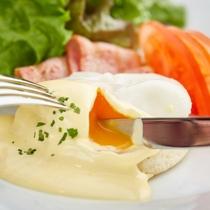 【クラブラウンジ/朝食】選べる卵料理一例
