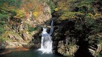 【三段峡】西日本有数の「峡谷凝縮美」が楽しめます。
