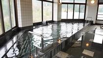 【アルカリ温泉展望浴場】日帰り入浴は12:00~20:00(最終受付19時)