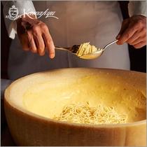 【王様のビュッフェ秋】チーズパスタ※イメージ
