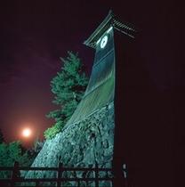辰鼓楼のライトアップ