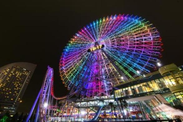 YOKOHAMA AIR CABIN+観覧車チケット付プラン【朝食付き】