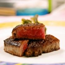 季節のお肉料理(春)