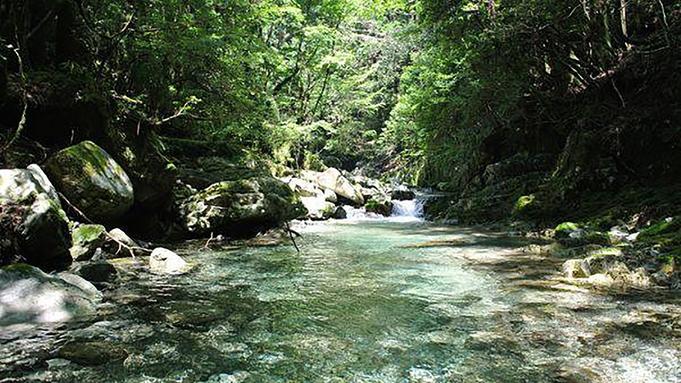 ●お盆特別プラン(清流コース)●静かな温泉宿で優雅に過ごす夏休み