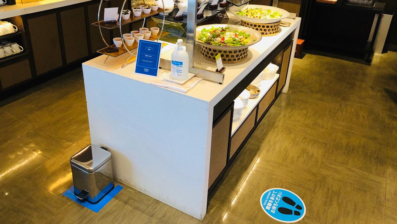 【レストラン】衛生対策