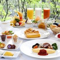 グランドキャッスルカフェ&ダイニング ご朝食