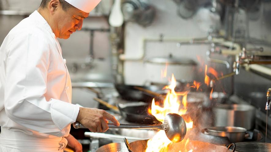 【中国料理・舜天】定番・王道の一品からチャイニーズの新たな魅力を追求する創作料理まで。