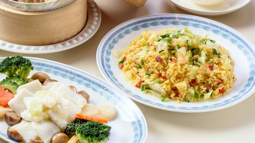 【中国料理・舜天】単品メニューもございます。